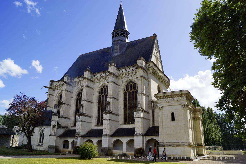 Ste Chapelle St Louis - Champigny sur Veude