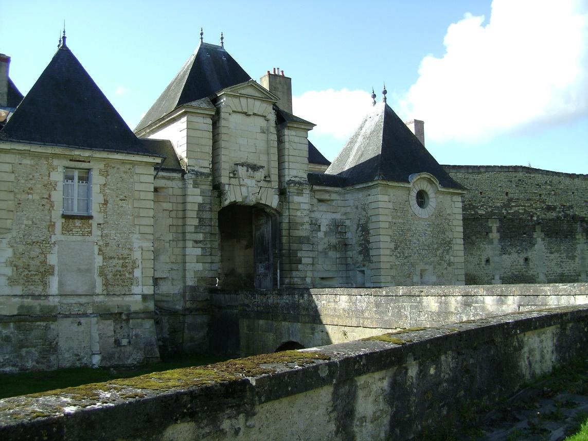 Richelieu Porte de Chinon