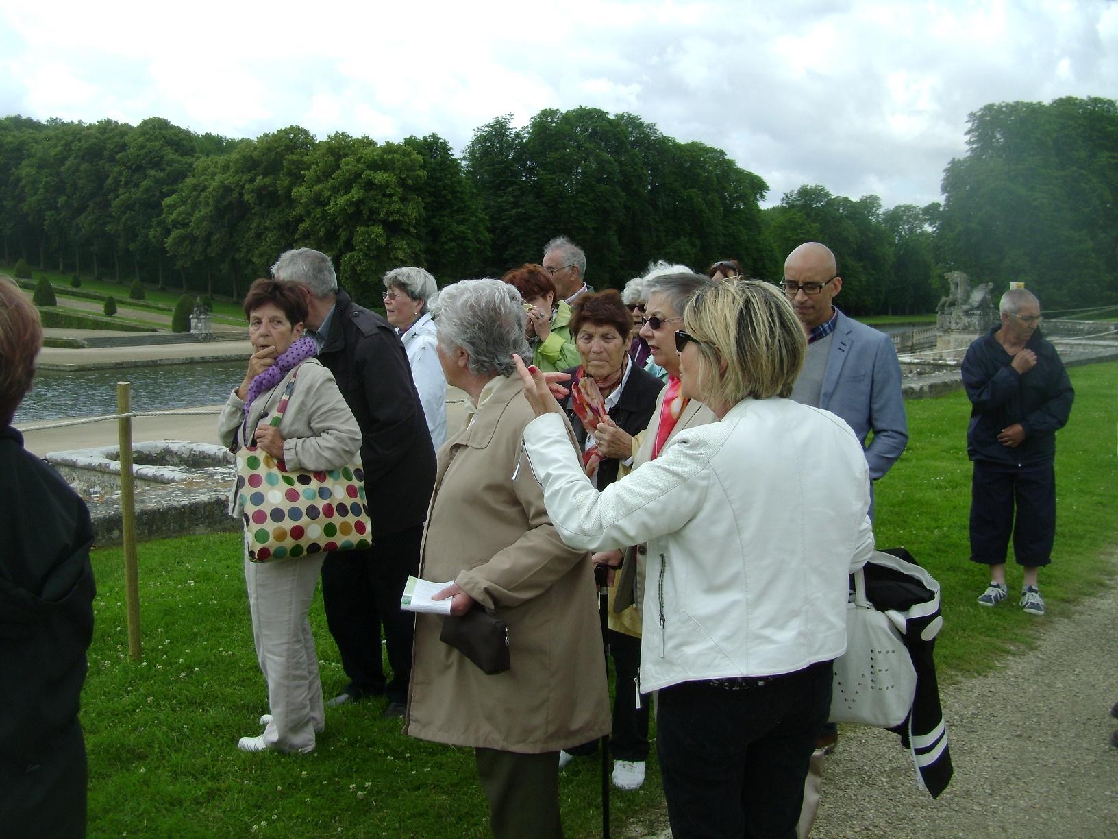 CPR visite de Versailles
